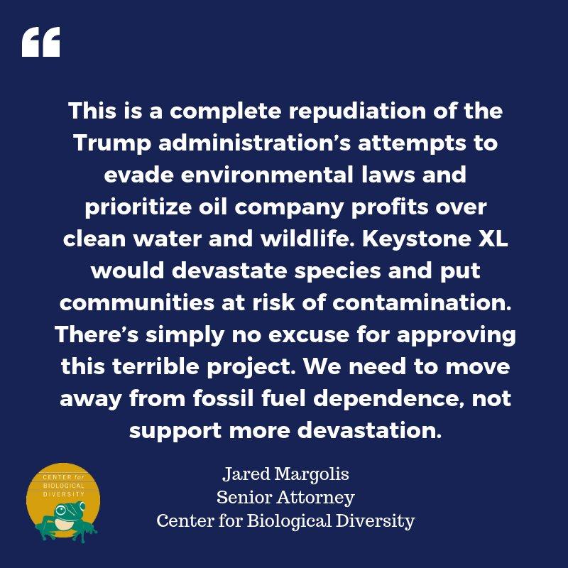 Center for Bio Div on Twitter: