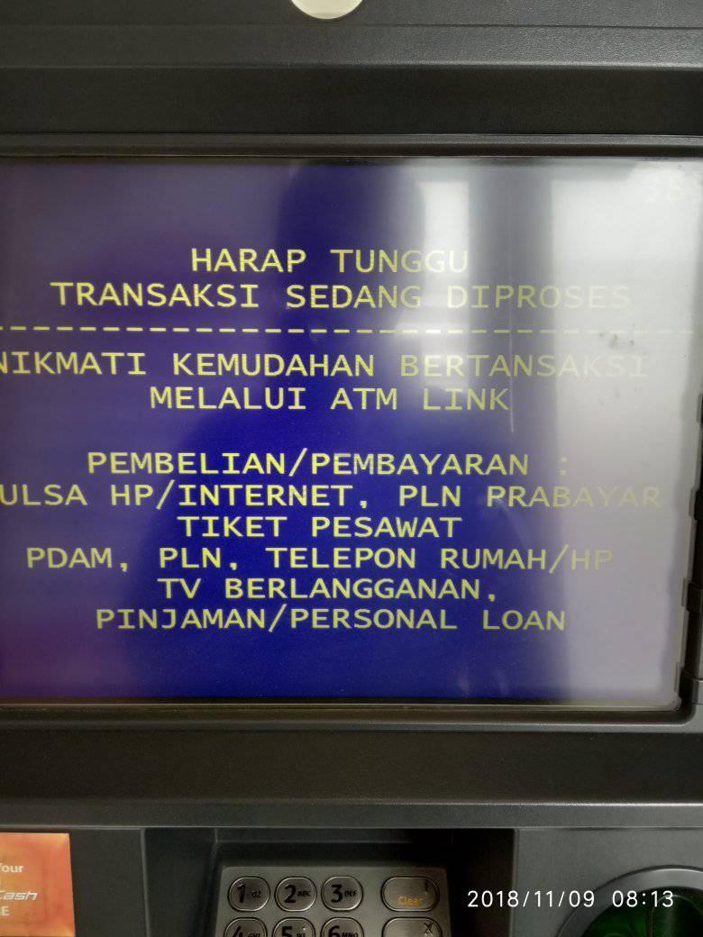 Pt Bank Negara Indonesia Persero Tbk A Twitter Selamat Pagi Mohon Maaf Atas Kendala Yang Dialami Untuk Keluhan Anda Telah Kami Respon Melalui Instagram Mohon Kesediaannya Untuk Menunggu Proses Penyelesaian Terima Kasih Ella