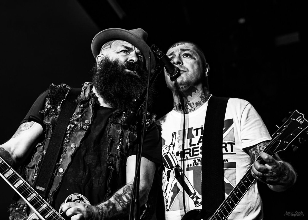 @Rancid: Collision Course 👊☠️🎸🎶  _ 📸 Jason Cook https://t.co/B0xnQz5K82