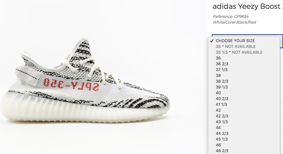 adidas yeezy boost 350 v2 zebra 44 kaufen