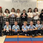 Image for the Tweet beginning: Second graders have prepared their
