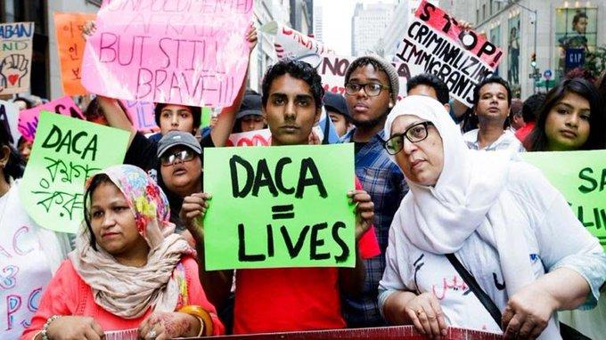 ΗΠΑ: Η κυβέρνηση θα να συνεχίσει το πρόγραμμα DACA για την προστασία των ανήλικων μεταναστών Photo
