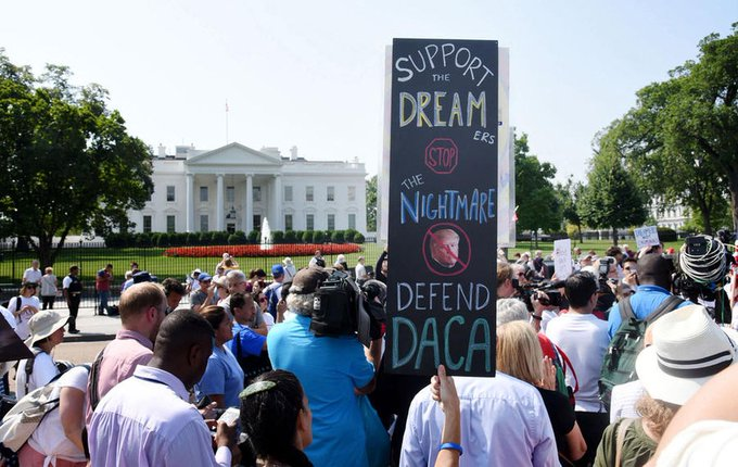 Trump loses — again — on DACA. Democrats should hit him with a humane immigration bill Photo
