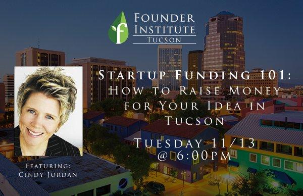 Founder Institute Tucson's photo on Aaron Jordan