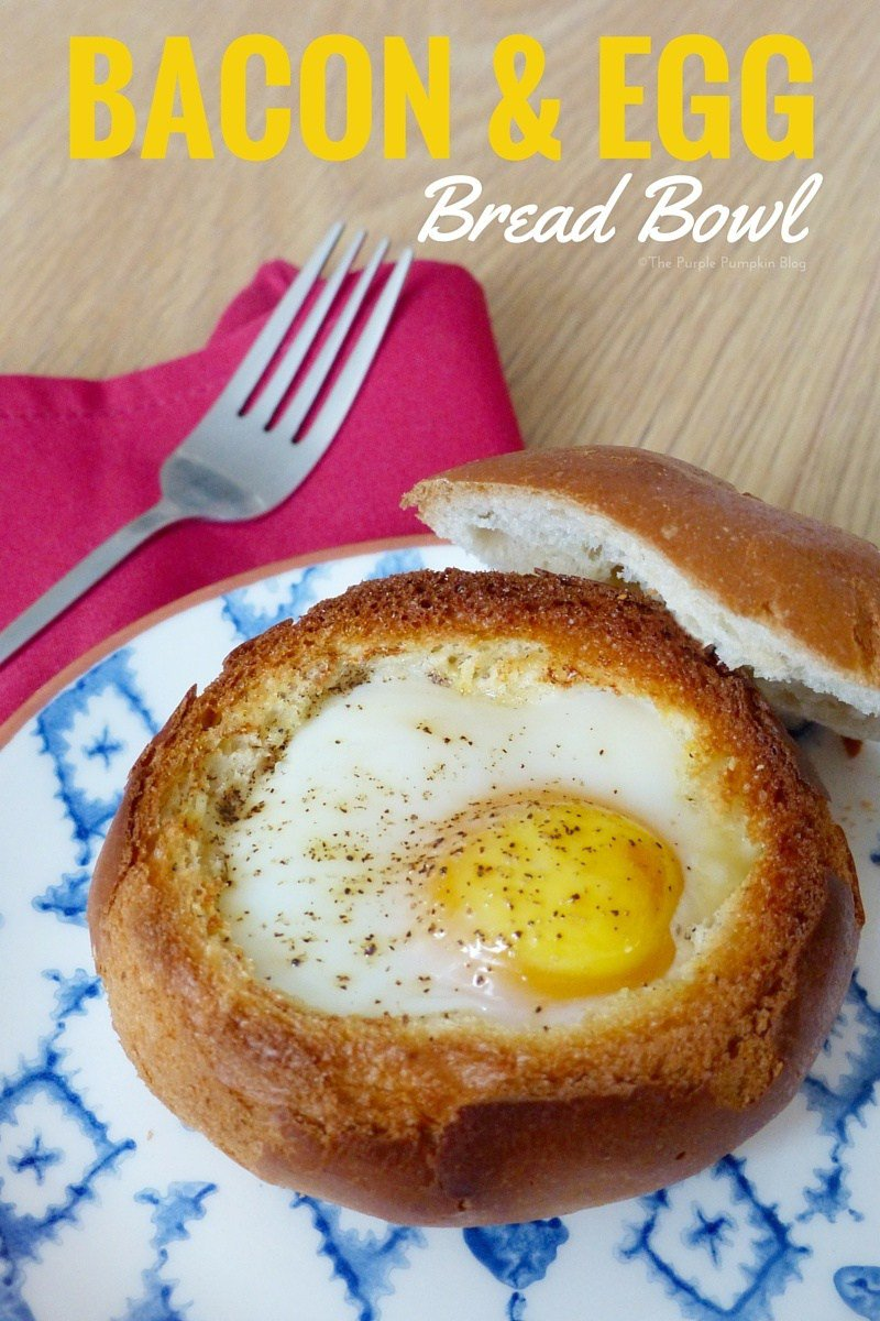 A cooked #breakfast with a twist - Bacon & Egg Bread Bowls - yummy! https://t.co/VJQ8a88in8 😋🥓🍳🍞 #breakfast https://t.co/7auqaFcve8