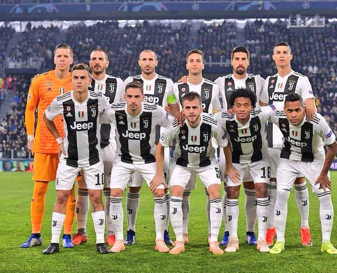 Liga dos Campeões (08/11) Juventus 1 x 2 Manchester United ⚽️ Cristiano Ronaldo Foto