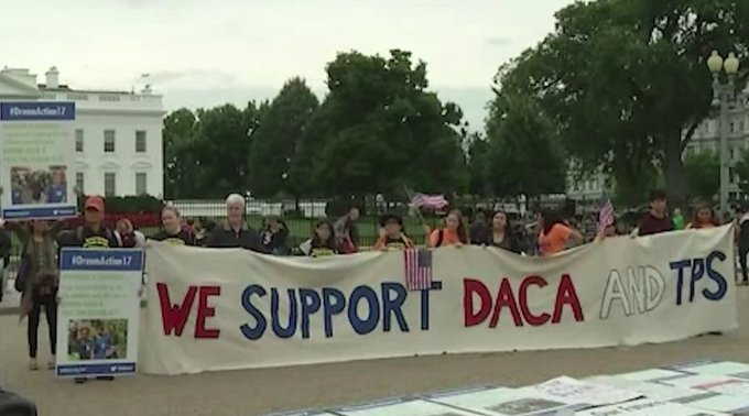 Corte de apelaciones establece que Trump no puede cancelar el programa DACA. Photo