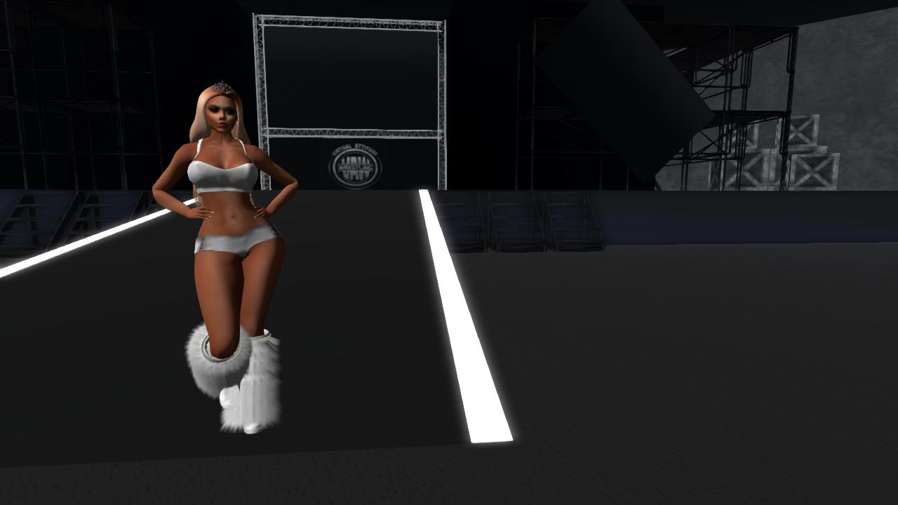VAW Wrestler Regina Blake