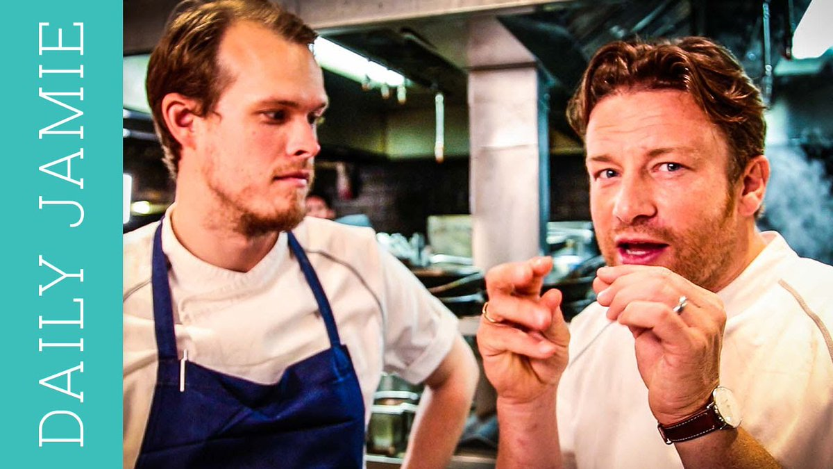 I MET THE 'REAL' SWEDISH CHEF! | #JamiesSuperFood | Daily Jamie https://t.co/OoeJWajpRe #Food #Recipes #foodvideos https://t.co/Z2HisN3q0O