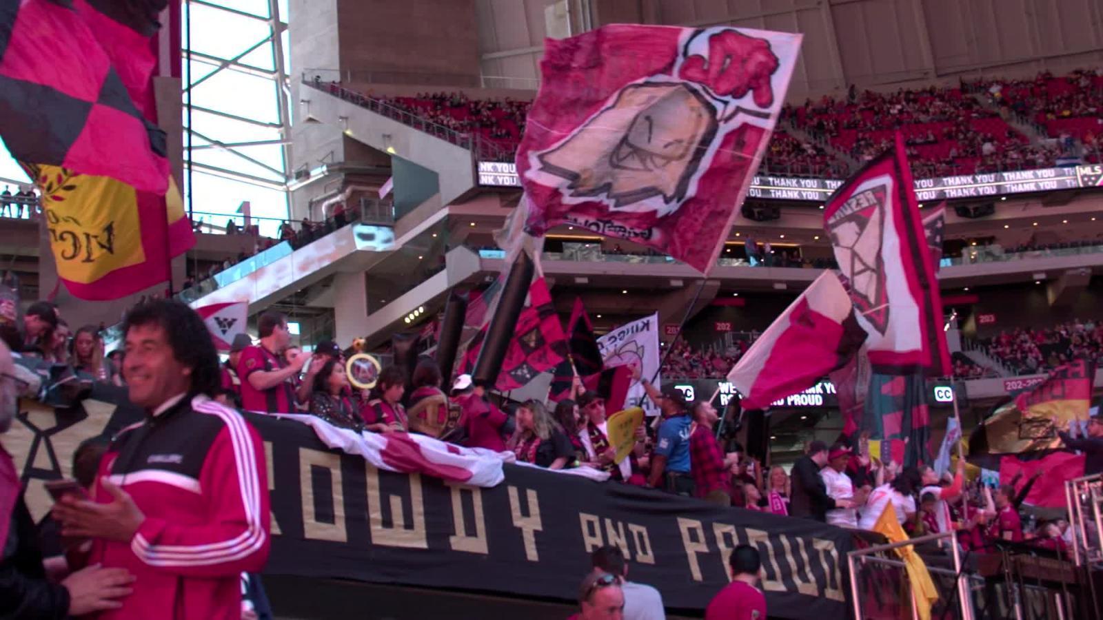 Atlanta United: el equipo que unió a una ciudad multicultural y sedienta de fútbol https://t.co/OrvCj5f3BQ https://t.co/x3NSfXEXj1