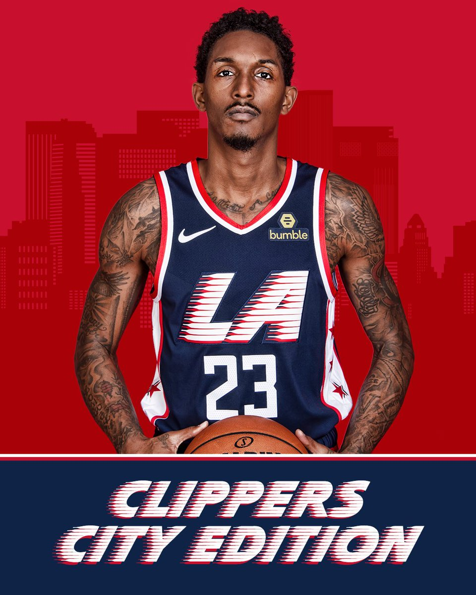 3f33537bce4 Clippers Unveil 2018-19 City Edition Jersey