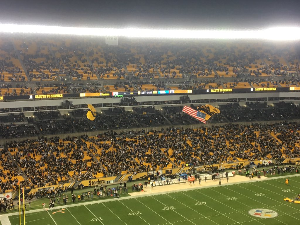 Doug Gulasy's photo on The Steelers