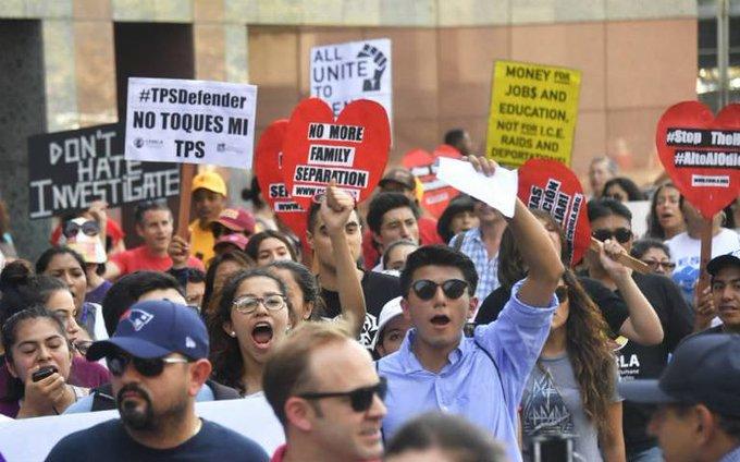 #Mundo 🌎   Corte de California impide que #Trump termine con DACA Infórmate aquí ➡ Photo