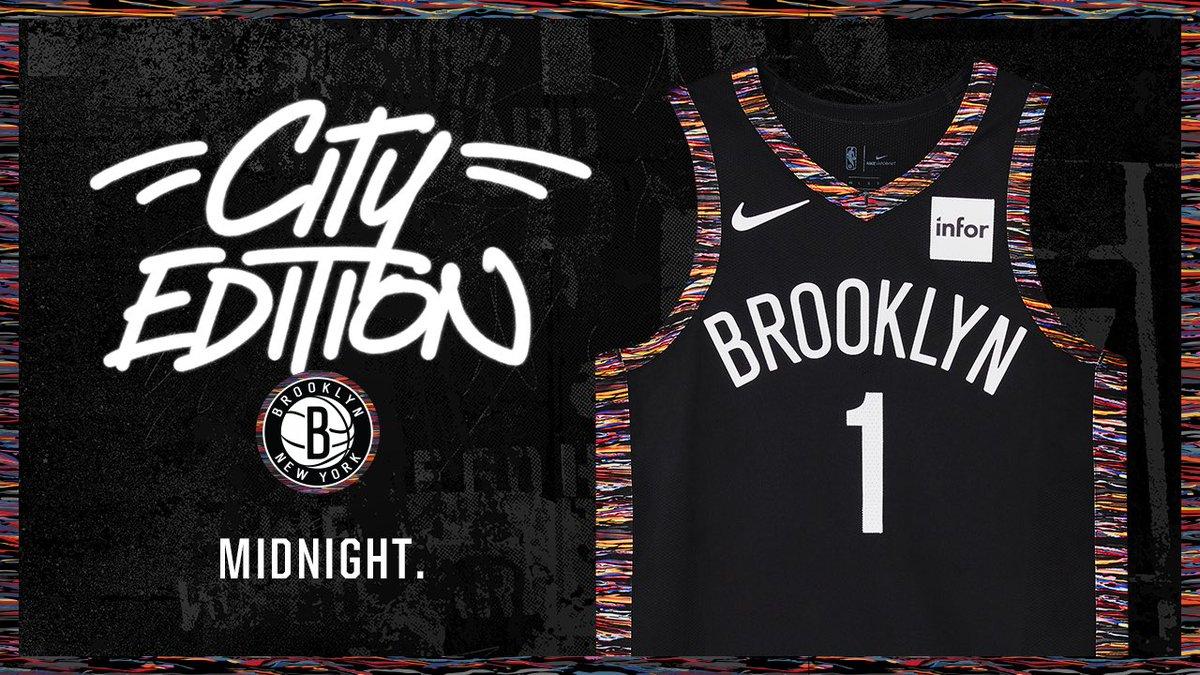 brooklyn nets city edition shirt