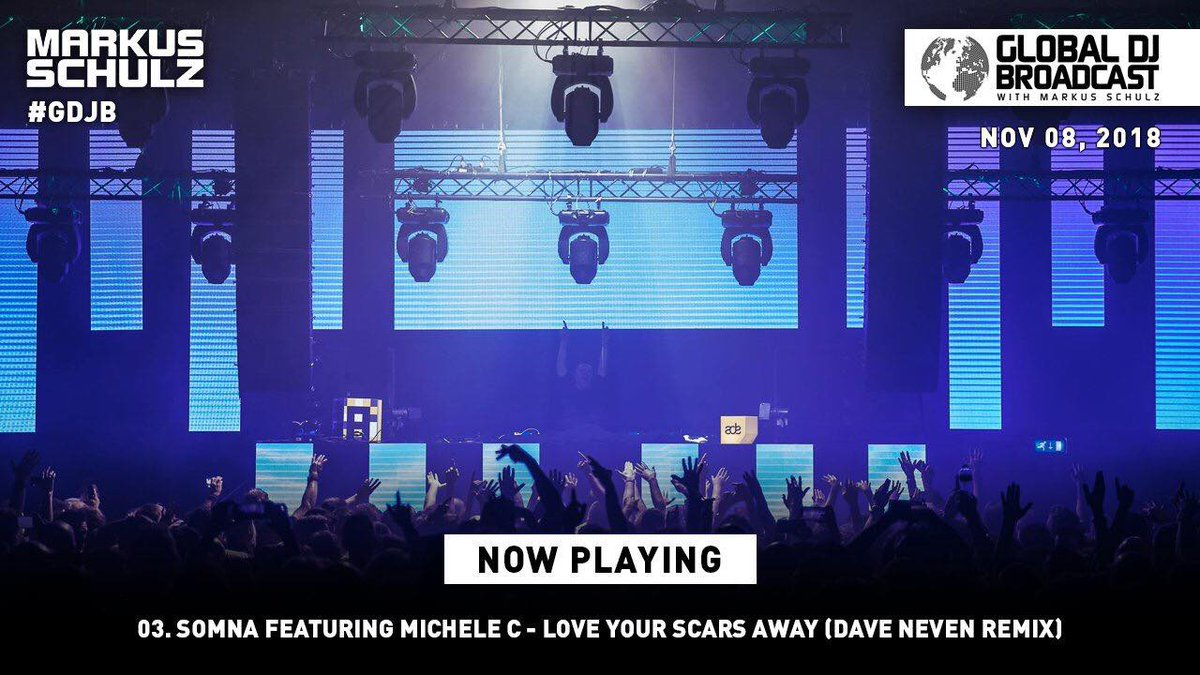Thank you @MarkusSchulz for supporting the new remix of an oldie but goodie, Love Your Scars Away by @DJDaveNeven ! Out tomorrow 😜  #Trance #tranceremix #gdjb https://t.co/ihVQtXZzFg
