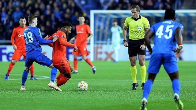 Beşiktaş, Belçika temsilcisi Genk'e konuk oldu: Kartal son dakika golüyle yıkıldı Photo