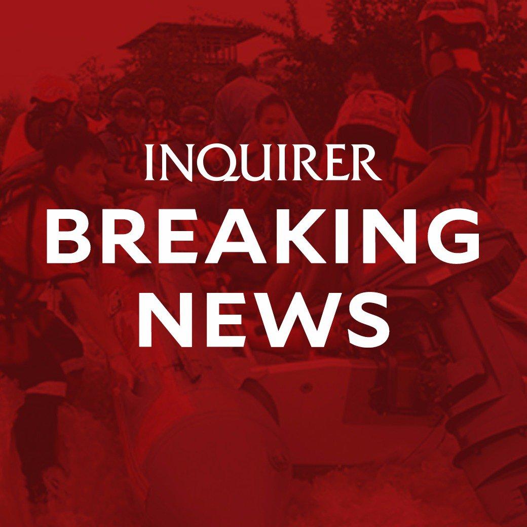 BREAKING: Sandiganbayan found Ilocos Norte Representative and former First Lady Imelda Marcos guilty of graft.