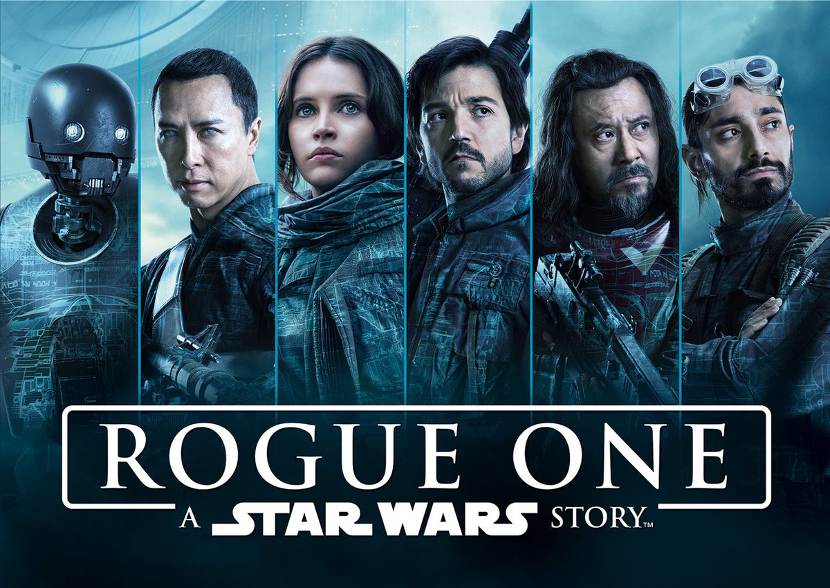 Star Wars Holocron's photo on Rogue One