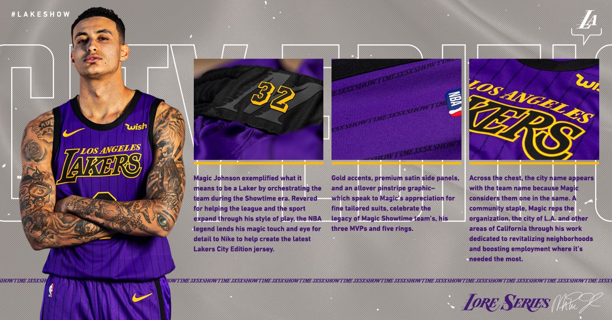 238345f3fff Los Angeles Lakers on Twitter