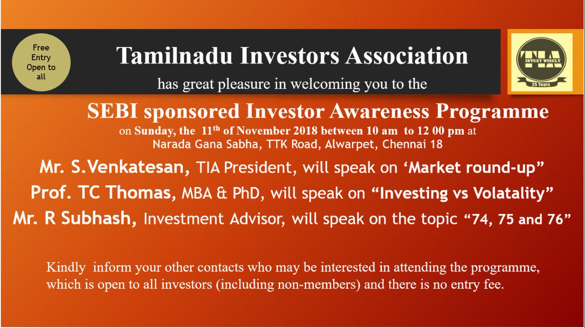 TN Investors' Assn on Twitter: