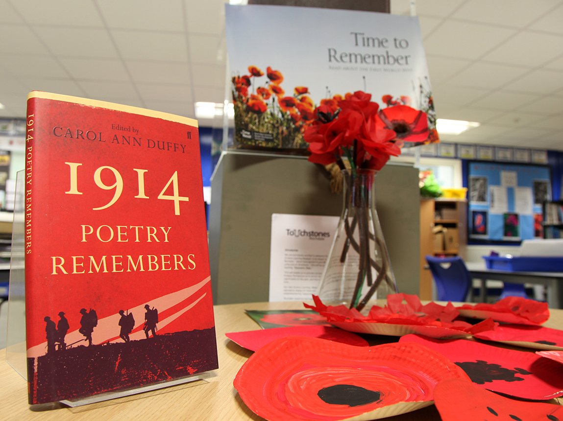 Matthew Moss High's photo on #Remembrance2018