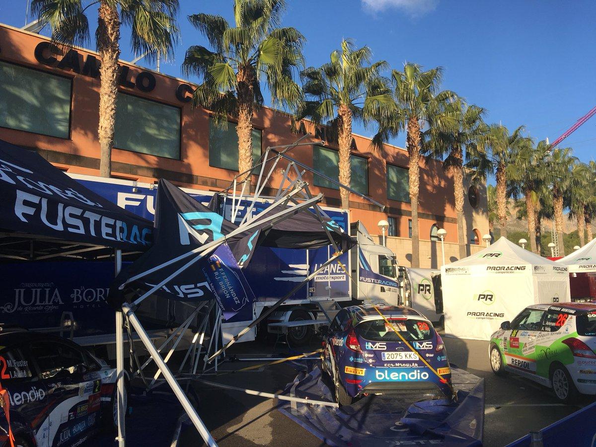 CERA: 24º Rallye La Nucía Mediterraneo - Trofeo Costa Blanca [9-10 Noviembre] Dri2oP5WwAE1oRU