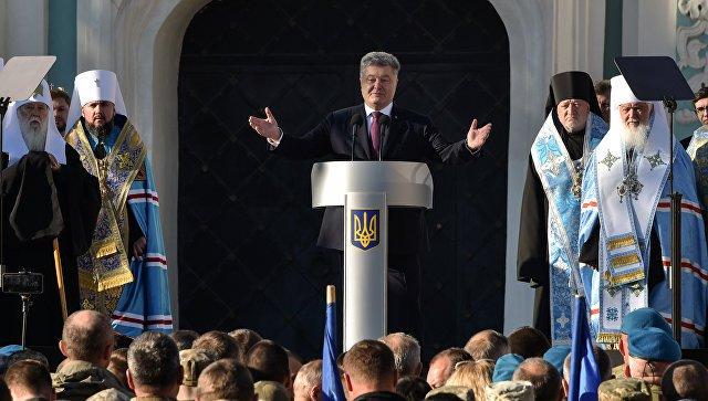 - Сара, ты слышала последнюю речь Порошенко? - Моня, не радуй меня...Шо, таки последнюю?!...))) Photo