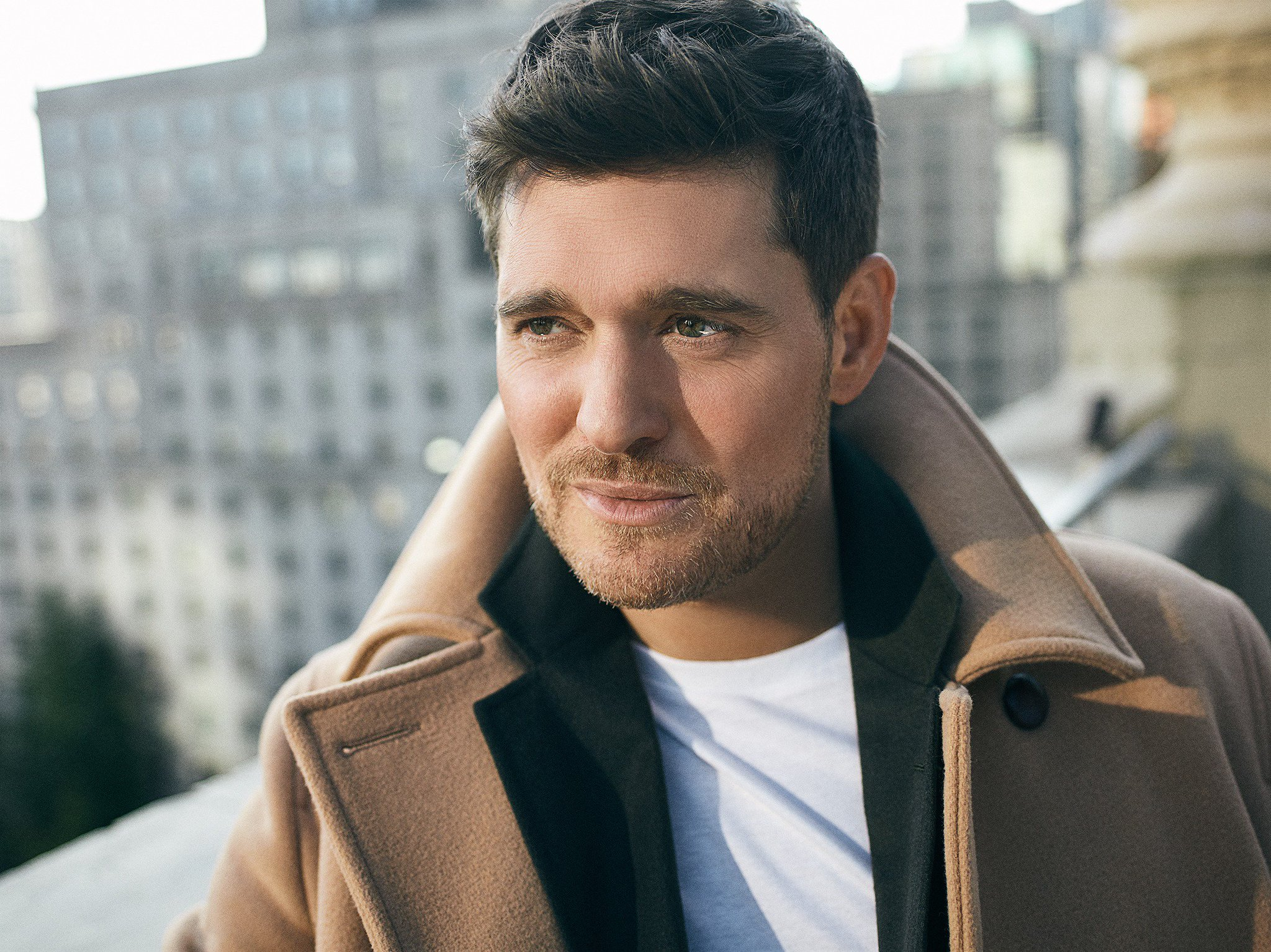 "Listen to ""Such A Night"" from Michael's new album ❤️ now! https://t.co/QUdcd4cjDp #MichaelBublé https://t.co/A66D4BoWh1"