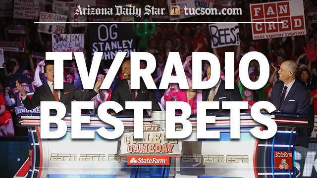 Weekend's TV/radio sports best bets https://t.co/cxR177kE9u
