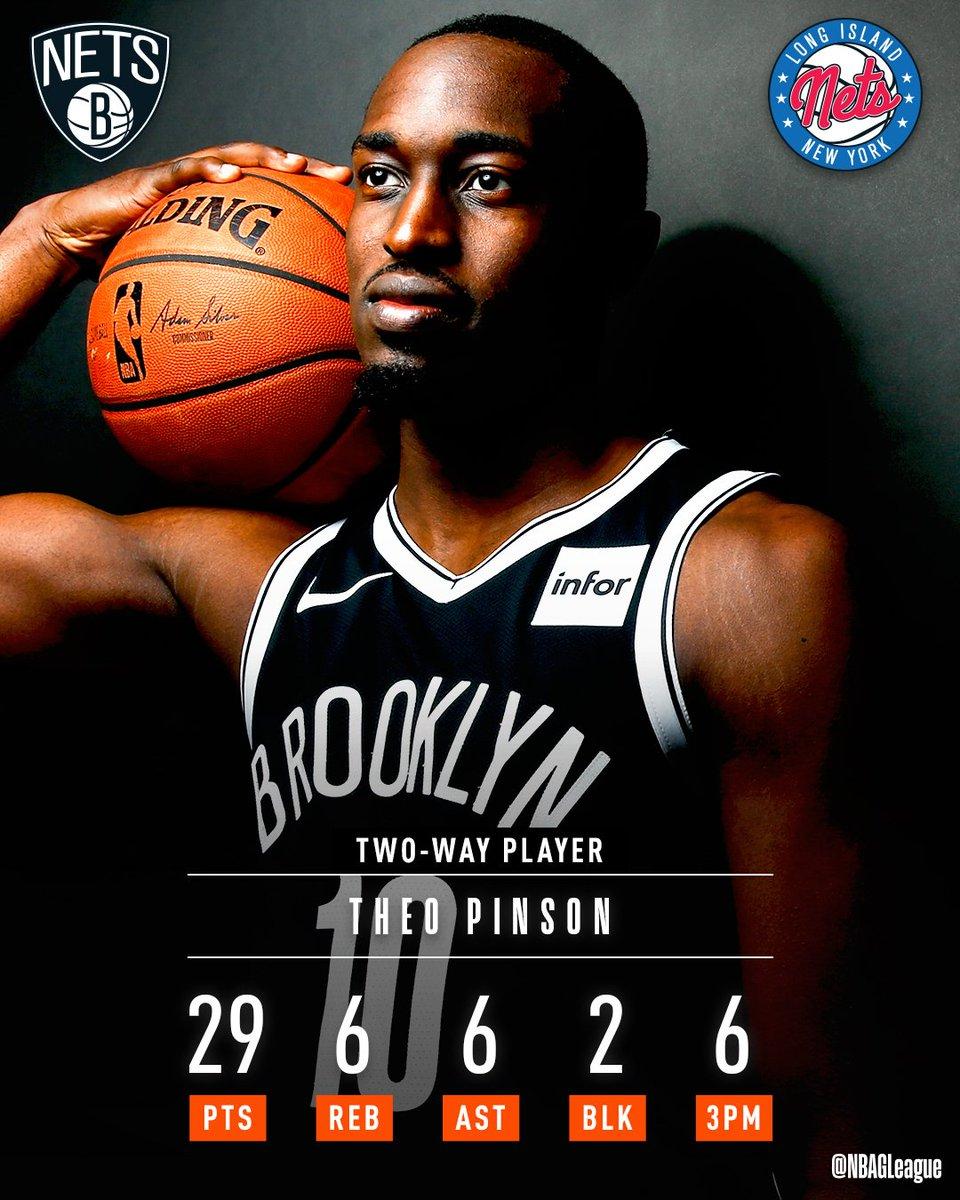 @UNC_Basketball ↗️ @BrooklynNets ↔️ @LongIslandNets