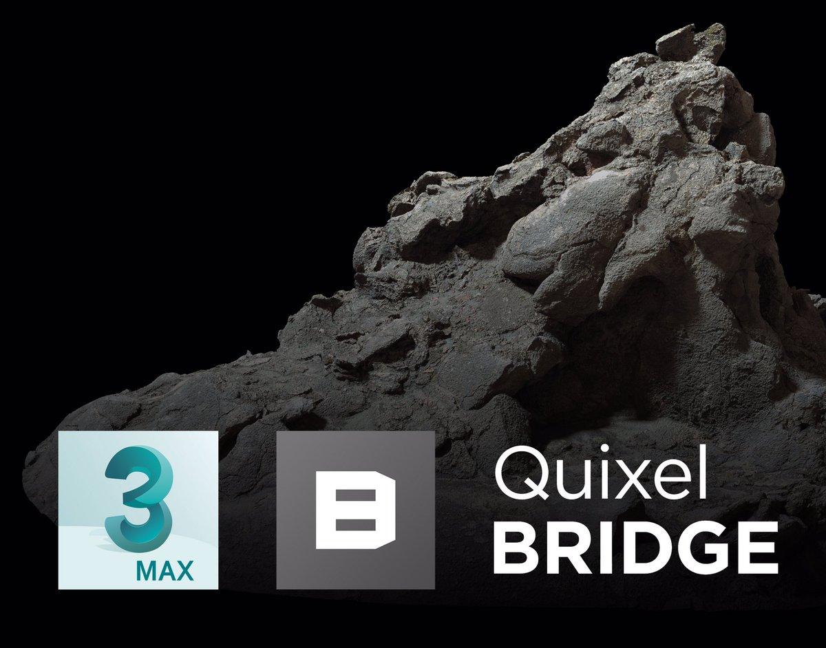 Quixel on Twitter: