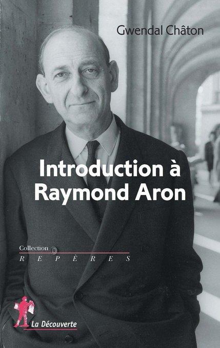 #VendrediLecture Cette Introduction à Raymond Aron est une petite biographie intellectuelle qui passe très bien. Photo
