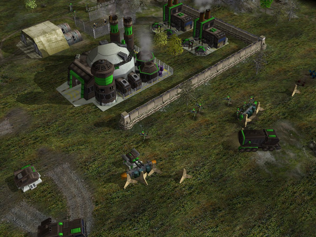 command and conquer generals zero hour units