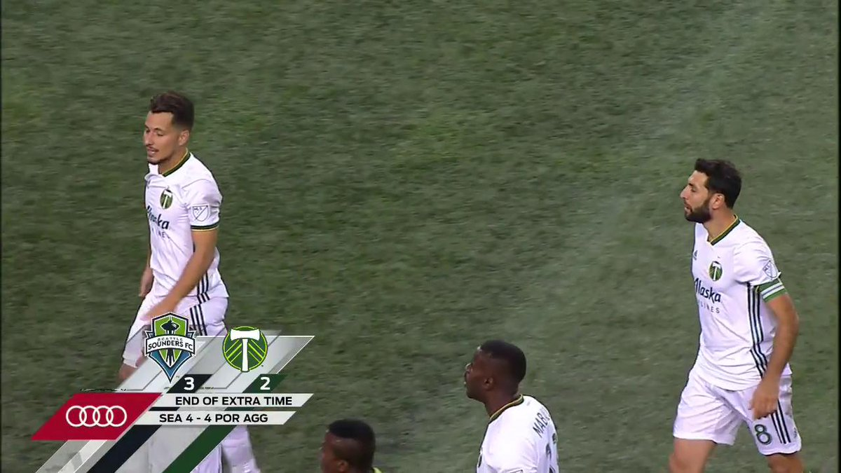 Were going to penalties on FS1!! #SEAvPOR (Someone tell the Timbers.)