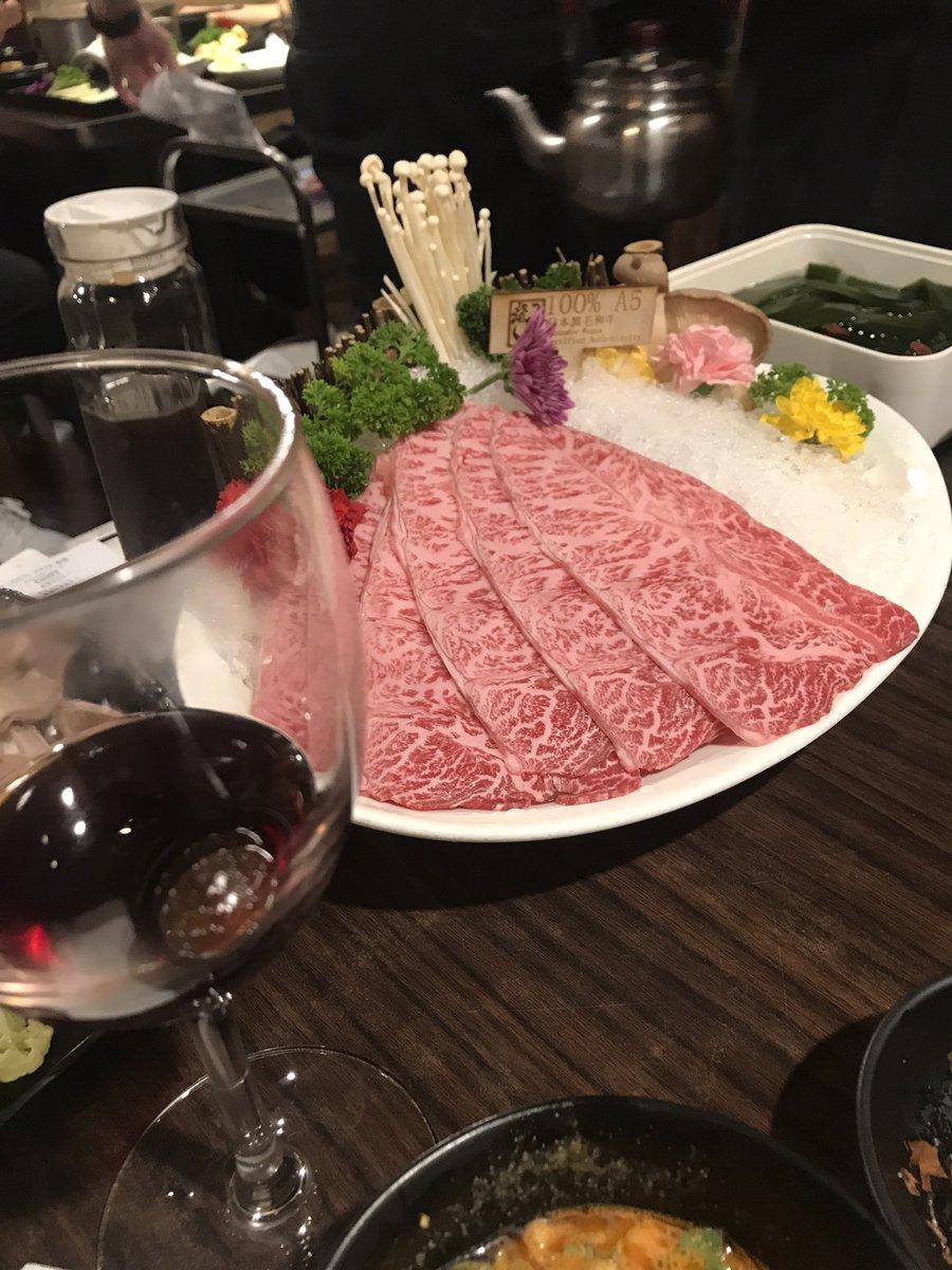 好酒+好肉! …的照片