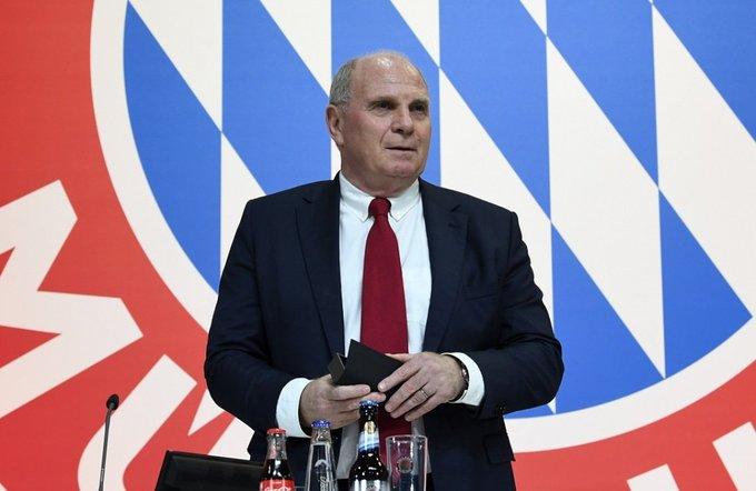 Uli Hoeness sur le joueur qui le ferait dépenser sans compter : Pour Kylian Mbappé au Bayern, je serais sans limite financière. Mais il ne veut pas nous rejoindre Foto