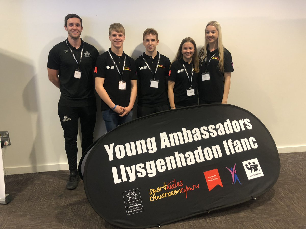 RT @rct_ya: Great morning with the Gold Young Ambasador conference 💪🏼 let's power on and #makeanimpact #YACymruConf https://t.co/ZKHDSIPEcH