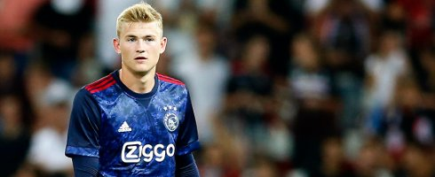 #Juventus will reportedly meet Mino Raiola in the coming weeks to discuss the situation of #Ajax defender Matthijs de Ligt. Photo