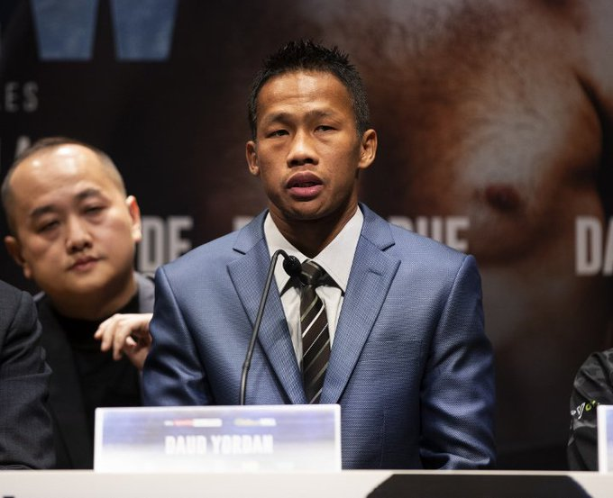 Hard-hitting Indonesian Daud Yordan will face Anthony Crolla in a 12-round WBA 135-pound title eliminator at the Manchester Arena in Manchester, England, on Saturday, 10 November 2018. Watch LIVE ON TV here: Photo