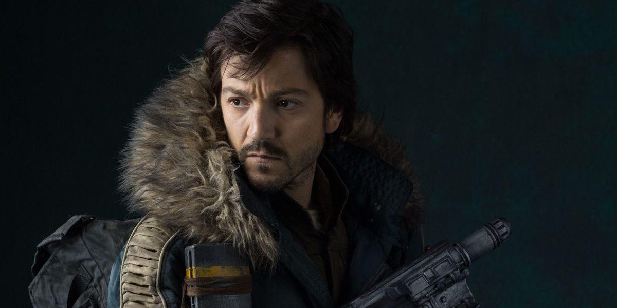 zavvi's photo on Cassian Andor