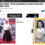 #iwearbrea la actriz @Mariam_Hernan con look de la coleccion #luzybrea en la premiere #ardemadrid #ardemadridpremiere  Via @fotogramas_es