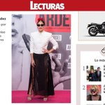 #iwearbrea #photocall #ArdeMadrid #ardemadridpremiere   @Mariam_Hernan con look de la coleccion #luzybrea  Via @Lecturas