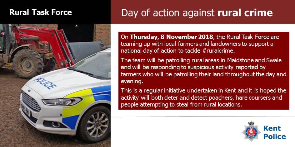 Kent Police - rural's photo on #RuralCrime