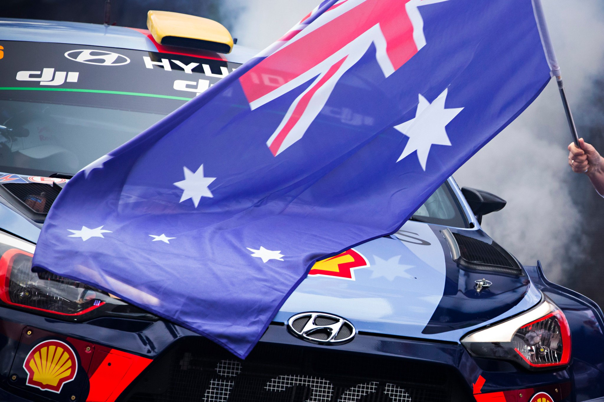 Rally de Australia 2018 DrjKHi_WkAEYI7m