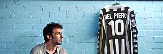Happy birthday to the one and only Alessandro Del Piero