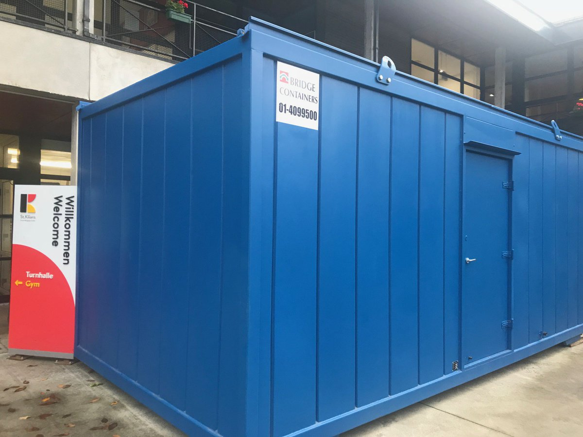 test Twitter Media - The container has arrived and we will welcome donations for our Christmas Bazaar from Monday on. Please use the weekend to declutter and bring in used clothes, toys and books or tombola prizes. THANK YOU! #ChristmasBazaar #declutter https://t.co/KErD1j2U5o