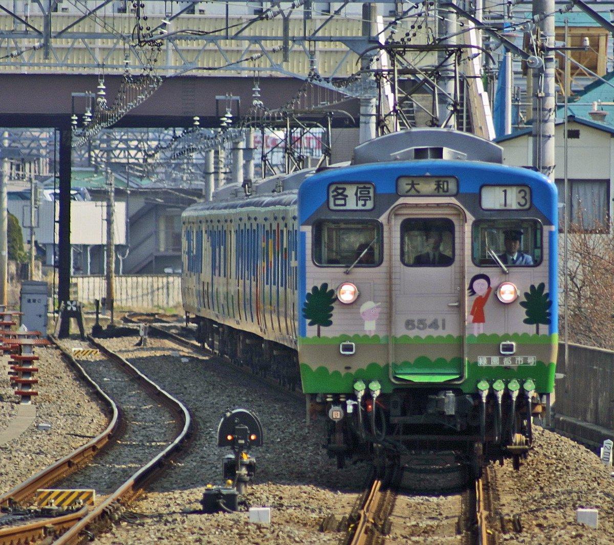 相鉄 6000 系