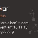 Image for the Tweet beginning: #meetus – Nächsten Freitag bei