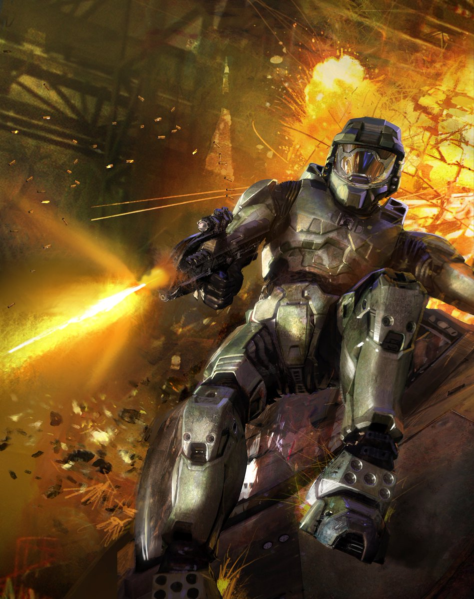 On this day in 2004, Halo 2 launched and we joined the Master Chief in defending Earth from the Covenant. Whats your favorite memory from this legendary game?