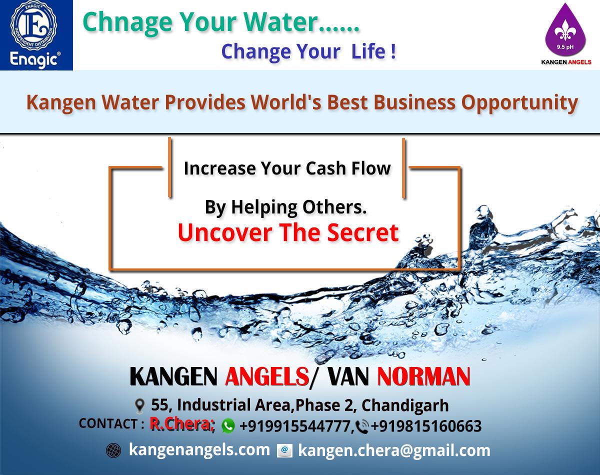 Kangen Angels On Twitter Become The Distributor Of Enagic